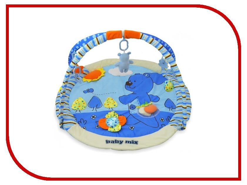 Развивающий коврик Baby Mix Bear 3240 развивающий коврик baby mix мишка на волнах 3261ce 62104