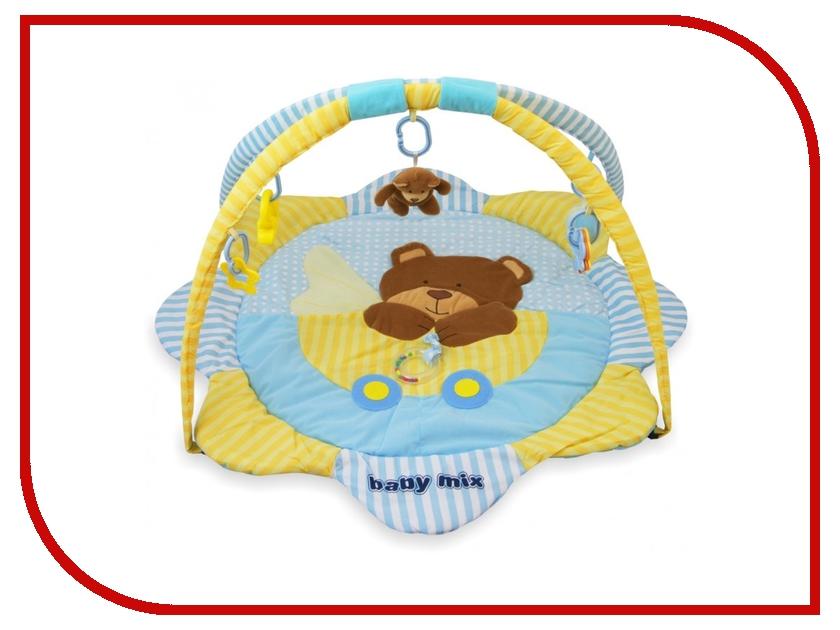 Развивающий коврик Baby Mix Маленкий мишка 3131/21