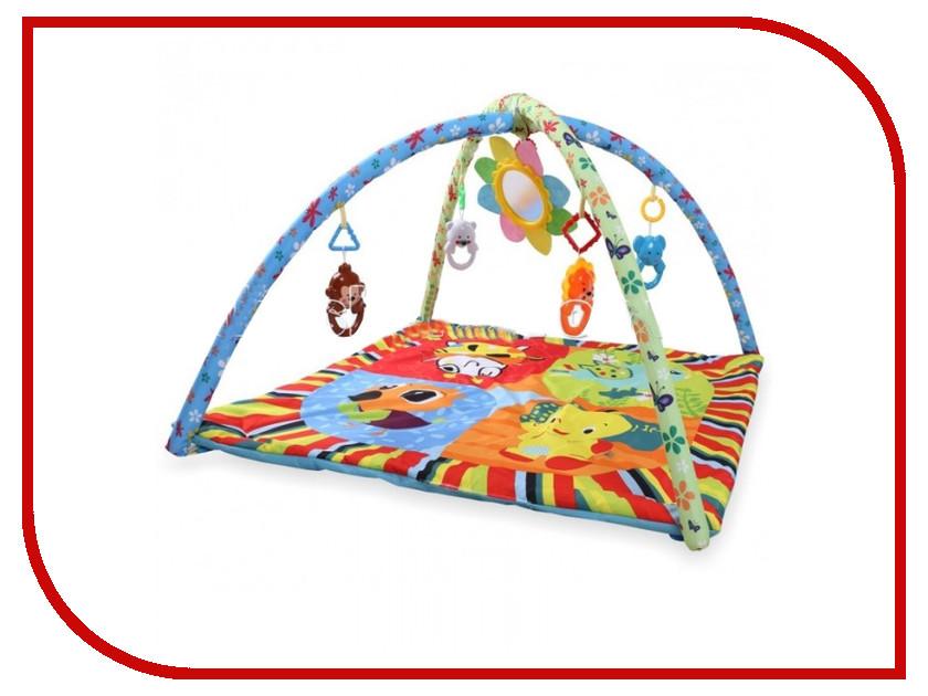 Развивающий коврик BabyMix Africa 171606146<br>