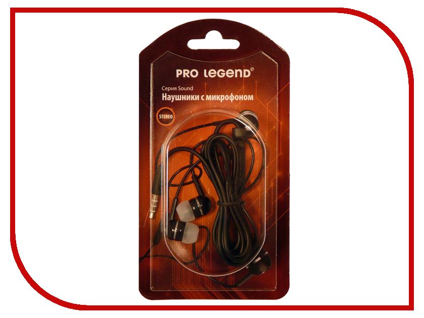 Гарнитура Pro Legend Bass PL5002 Black