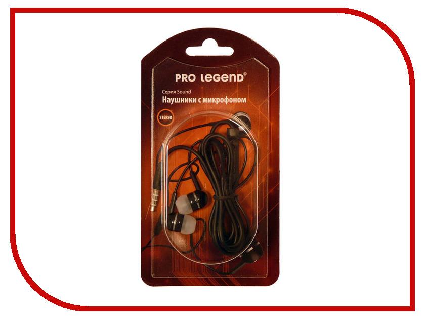 Гарнитура Pro Legend Sound PL5022 Black