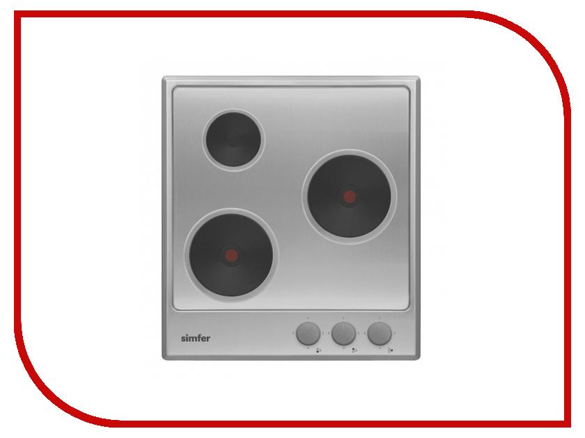 Варочная панель Simfer H45E03M011 плита газовая hansa fcgb61101