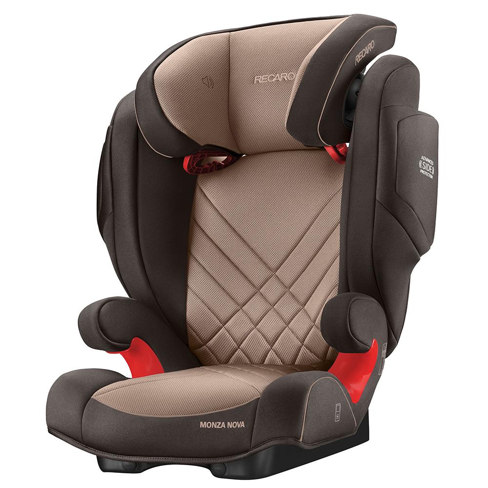 Автокресло Recaro Monza Nova 2 Seatfix Dakar Send 6151.21506.66