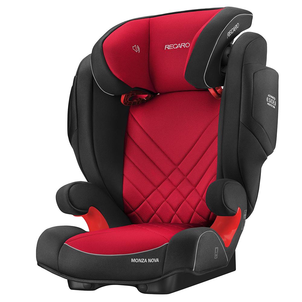 цена на Автокресло Recaro Monza Nova 2 Seatfix Racing Red 6151.21509.66