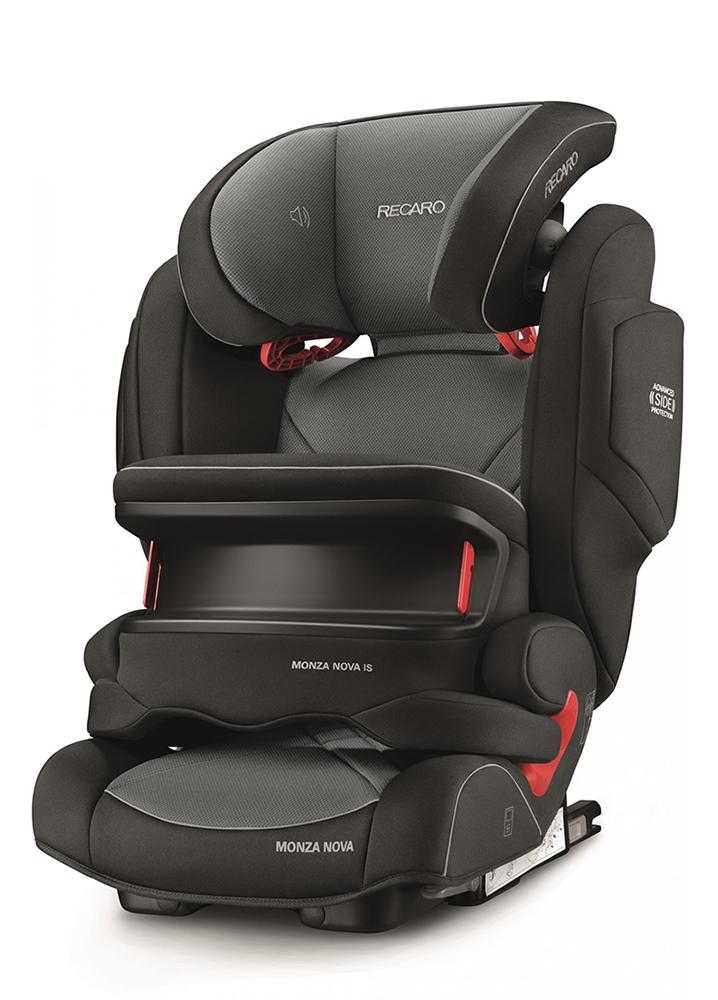цена на Автокресло Recaro Monza Nova is Seatfix Carbon Black 6148.21502.66