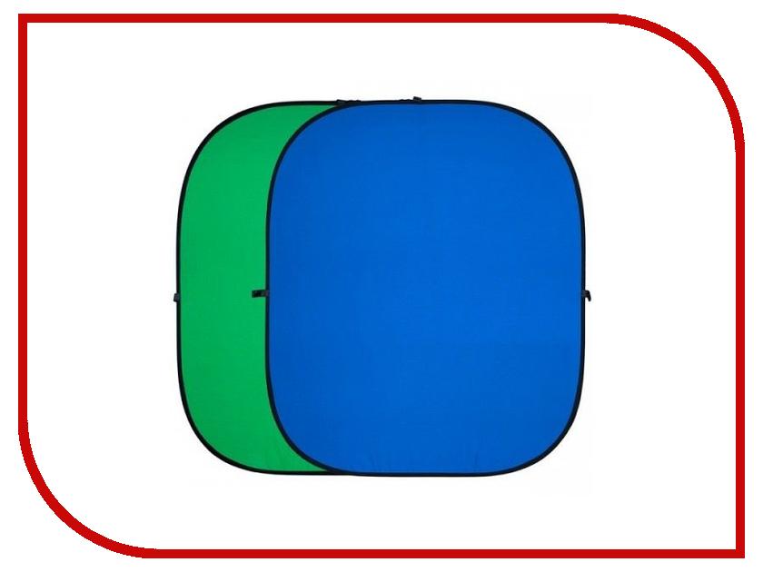 Фон FST BP-025 100х150 Green-Blue штатив fst st 107