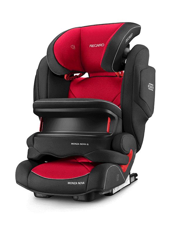 цена на Автокресло Recaro Monza Nova is Seatfix Racing Red 6148.21509.66