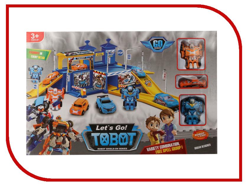 Игрушка Tobot TBT019