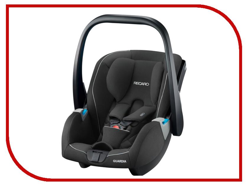 Автокресло Recaro Guardia Carbon Black 5516.21502.66 от Pleer