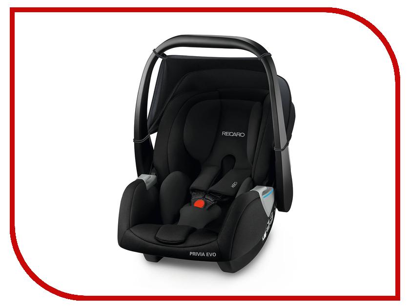 Автокресло Recaro Privia Evo Performance Black 5517.21534.66 от Pleer