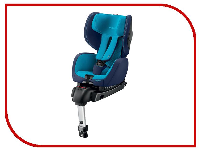 Автокресло Recaro Optiafix Xenon Blue 6137.21504.66 автокресло recaro optiafix indy red