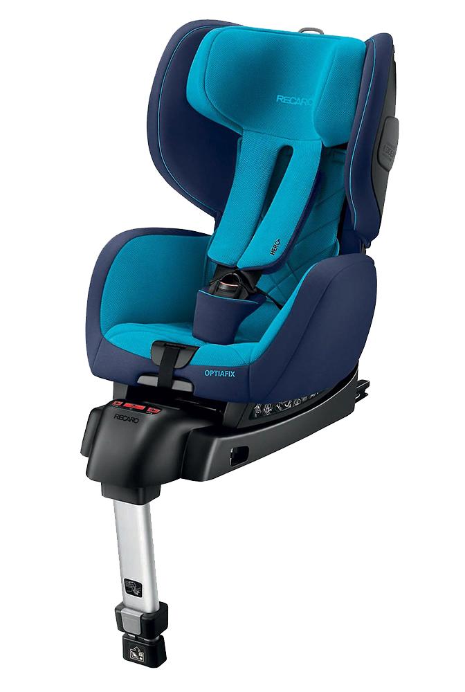 Автокресло Recaro Optiafix Xenon Blue 6137.21504.66