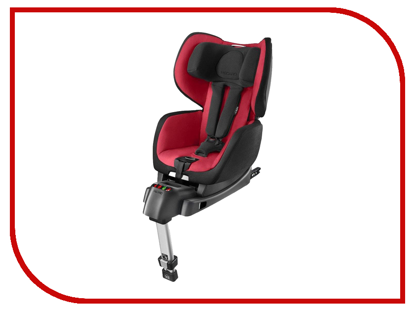 цена на Автокресло Recaro Optiafix Racing Red 6137.21509.66