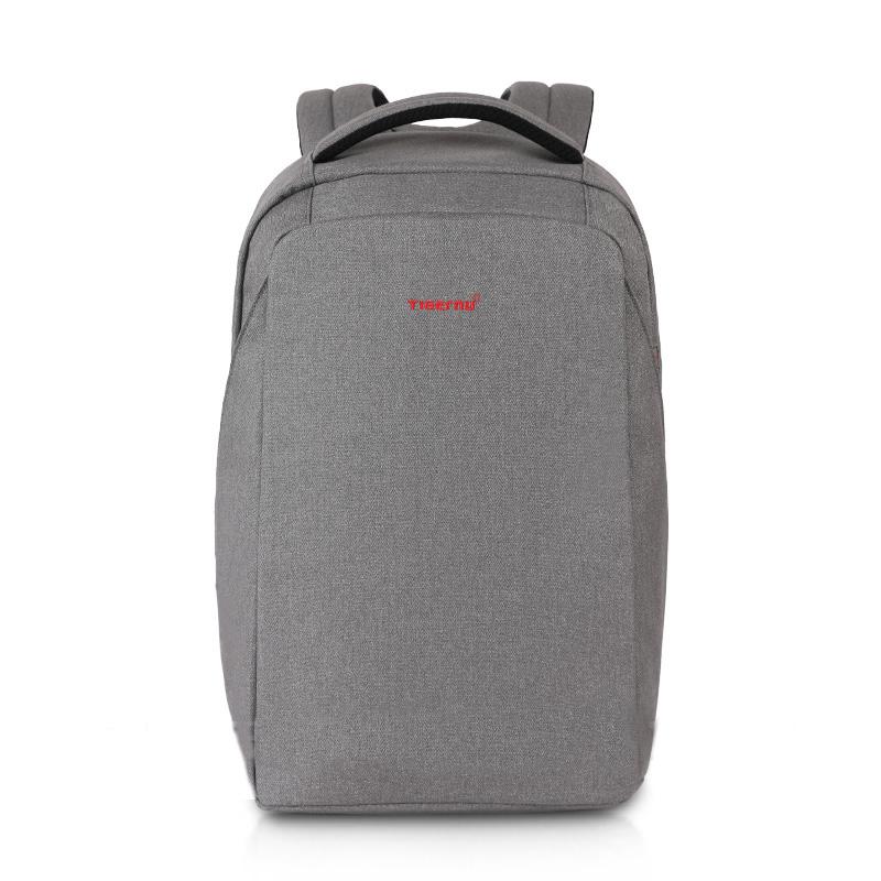 цена Рюкзак Tigernu T-B3237 Grey онлайн в 2017 году