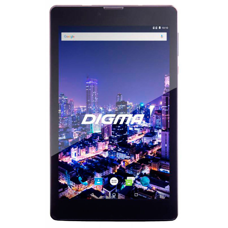 Планшет Digma CITI 7507 4G (Spreadtrum SC9832 1.3 GHz/2048Mb/32Gb/Wi-Fi/4G/Bluetooth/GPS/Cam/7.0/1280x800/Android)