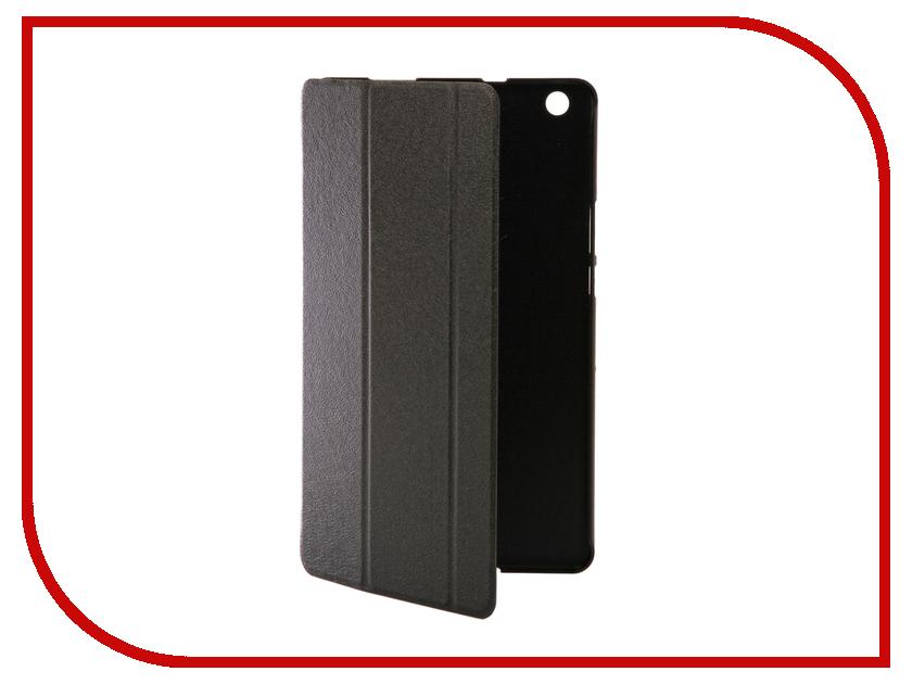 Аксессуар Чехол Huawei MediaPad M3 Lite 8.0 Cross Case EL-4029 Black чехлы для планшетов cross case чехол cross case el для huawei mediapad m3 8 4