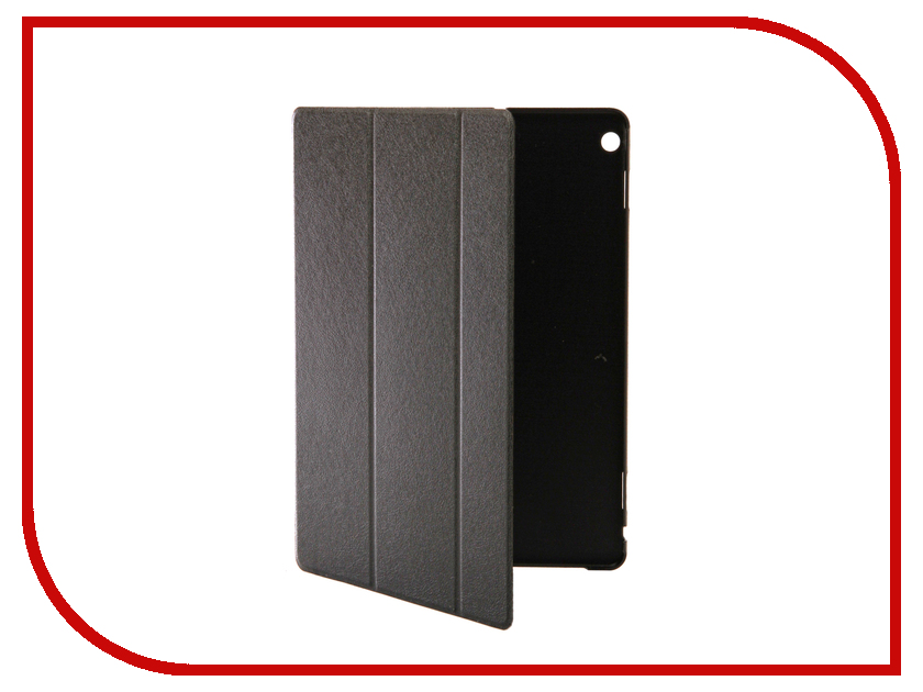 Аксессуар Чехол Huawei MediaPad M3 10 Lite 10.1 Cross Case EL-4026 Black