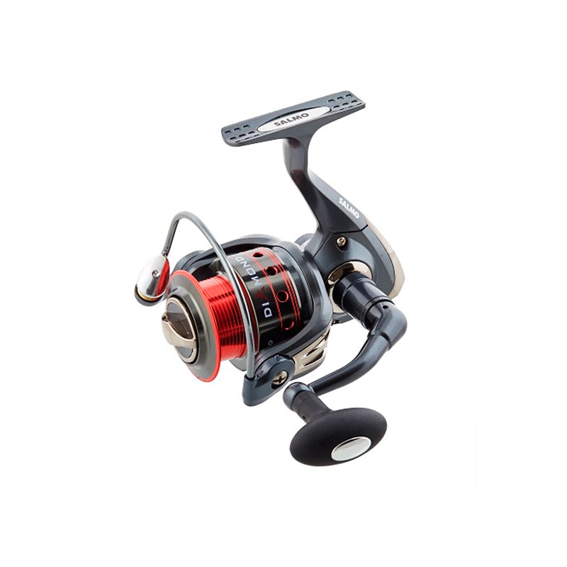 Катушка Salmo Diamond Spin 6 30FD 1830FD катушка безынерционная salmo diamond feeder 6 30fd