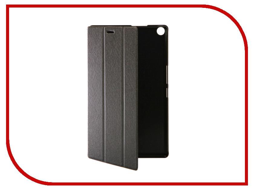 Аксессуар Чехол ASUS ZenPad Z380 8.0 Cross Case EL-4030 Black аксессуар чехол asus zenpad 8 0 z380cx palmexx smartslim иск кожа black px stc asu z380 black