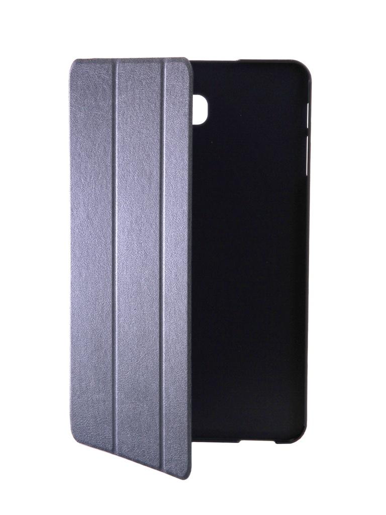 Аксессуар Чехол Cross Case для Samsung Galaxy Tab A T585 10.1 EL-4023 Blue