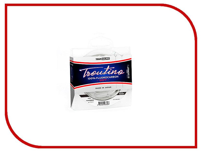 Леска Salmo Team Fluorocarbon Troutino Soft 150/016 TS5017-016