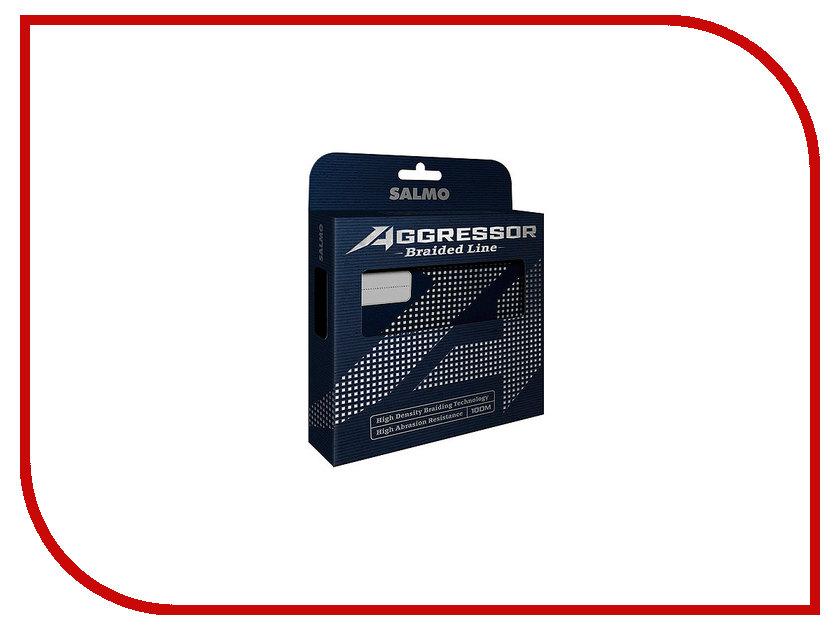 Леска Salmo Aggressor Braid 100/013 4908-013 египет путеводитель выпуск 328