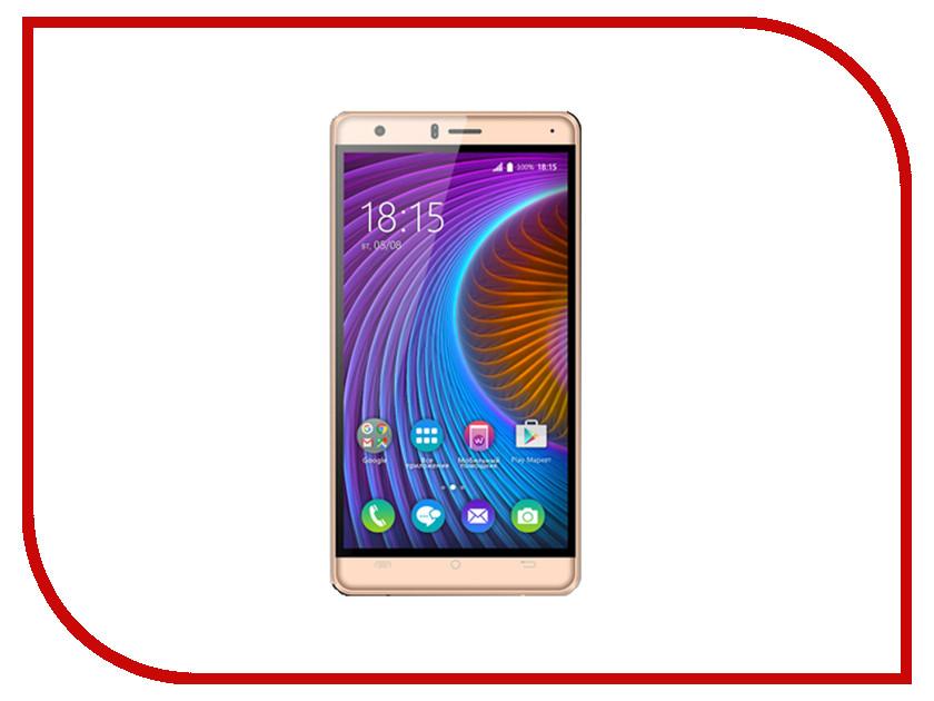 Сотовый телефон BQ 5503 Nice2 Gold сотовый