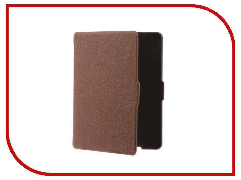 Аксессуар Чехол for Reader Book 2 TehnoRim Slim Brown TR-RB2-SL01BR