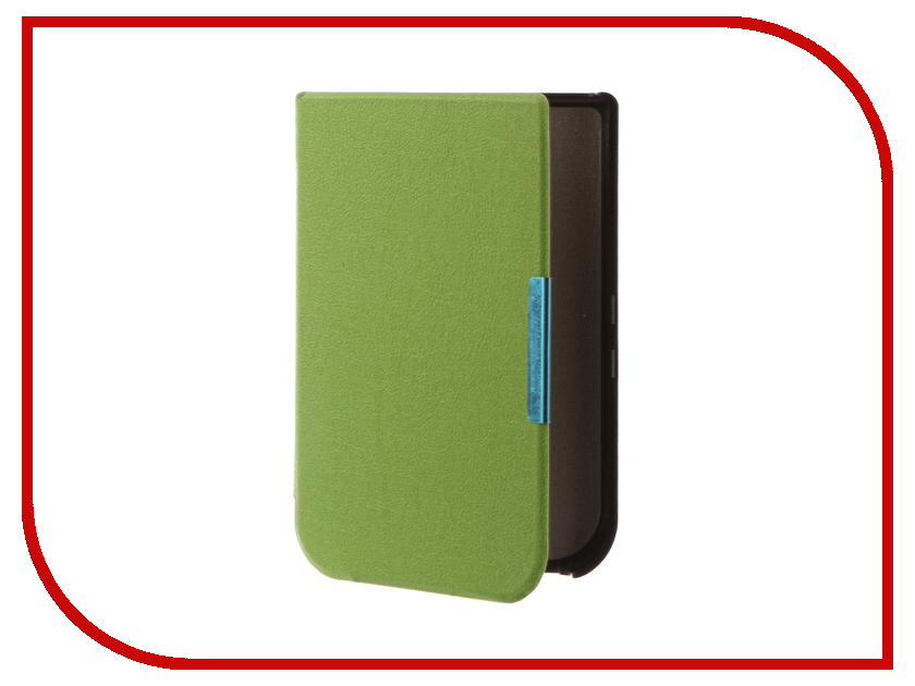 Аксессуар Чехол for PocketBook 631 TehnoRim Slim Green TR-PB631-SL01GR