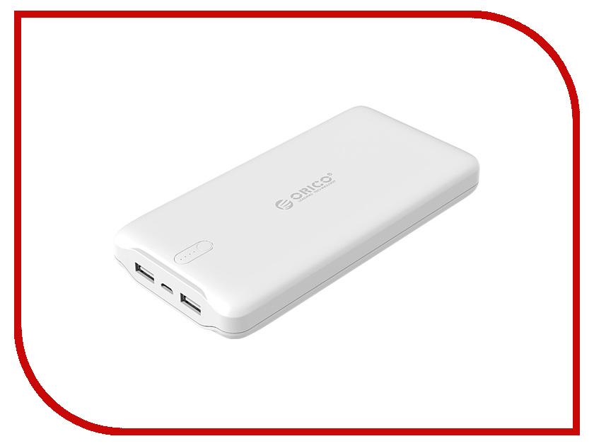 Аккумулятор Orico LD200-WH 20000mAh White