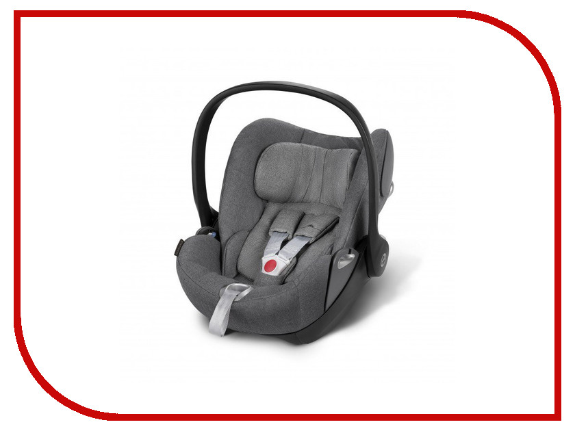 Автокресло Cybex Cloud Q Plus Manhattan Grey 4058511086385 купить manhattan тушь
