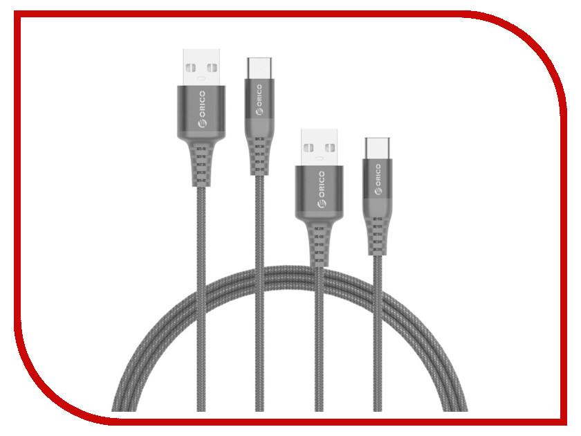 Аксессуар Orico USB - Type-C 1m HTK-10-BK