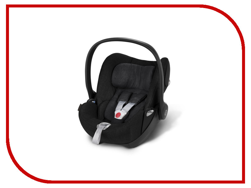 Автокресло Cybex Cloud Q Plus Stardust Black 4058511085425 cybex cloud q plus