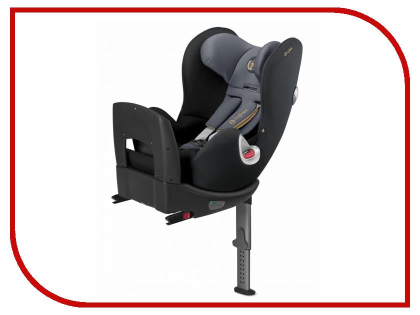 Автокресло Cybex Sirona Graphite Black 4058511087665 автокресло cybex sirona black beauty 515105008