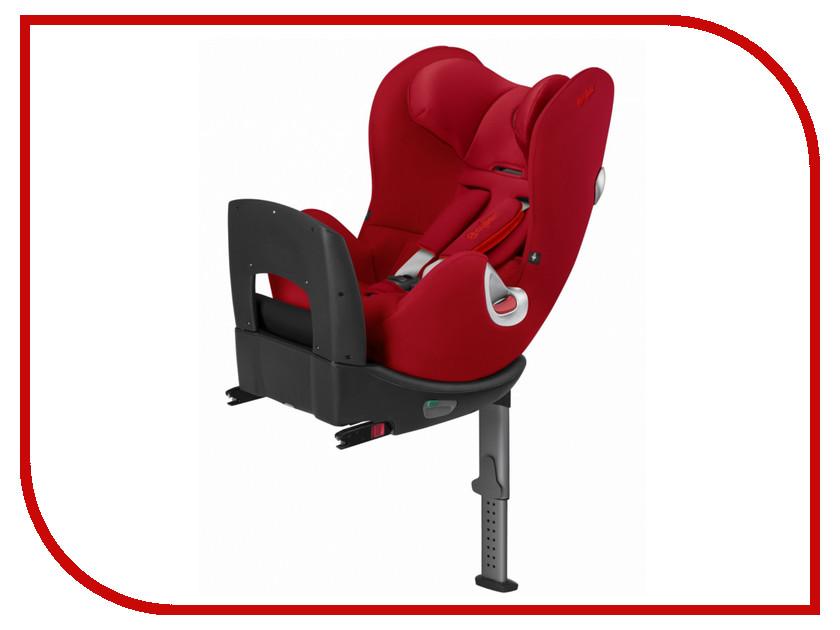 cybex вкладыш для новорожденного для автокресла cybex sirona Автокресло Cybex Sirona Hot Spicy 4250183733707