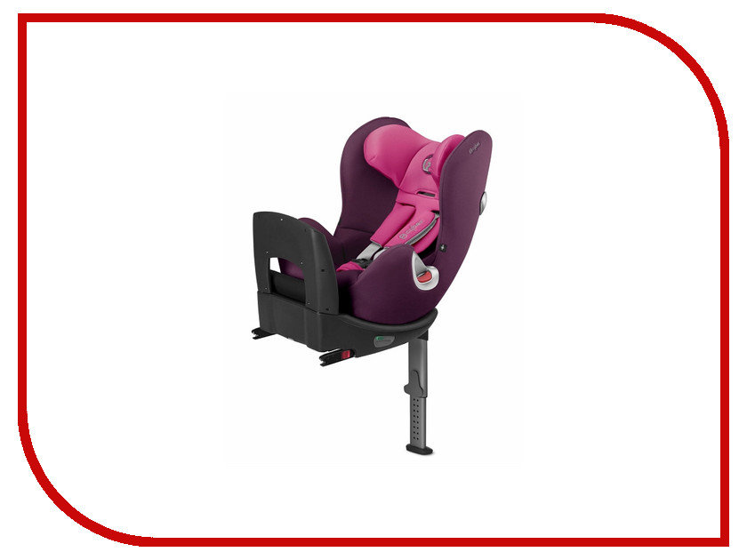 Автокресло Cybex Sirona Mystic Pink 4058511088020 автокресло cybex sirona plus mystic pink 4058511089287