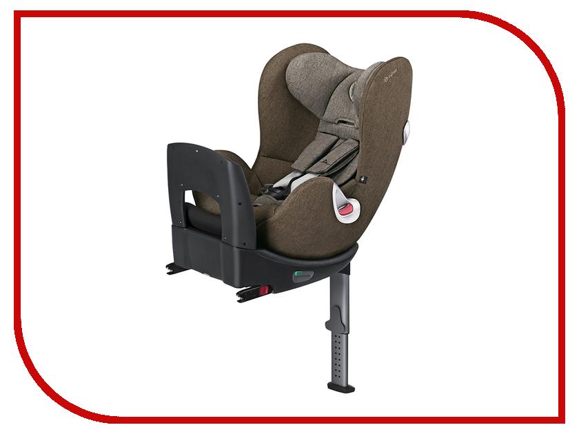 cybex вкладыш для новорожденного для автокресла cybex sirona Автокресло Cybex Sirona Plus Cashmere Beige 4058511088389