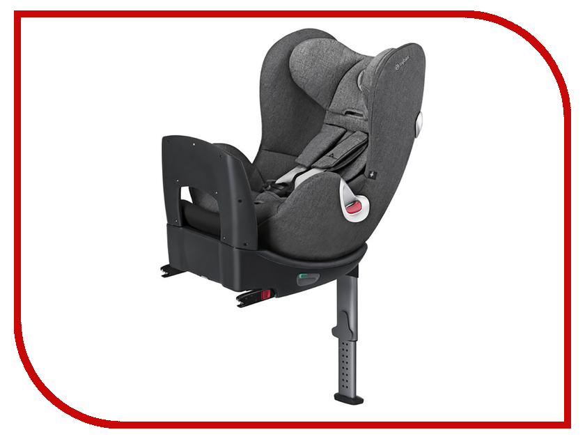 Автокресло Cybex Sirona Plus Manhattan Grey 4058511088921 купить manhattan тушь