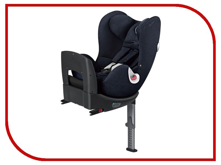 cybex вкладыш для новорожденного для автокресла cybex sirona Автокресло Cybex Sirona Plus Midnight Blue 4058511088747