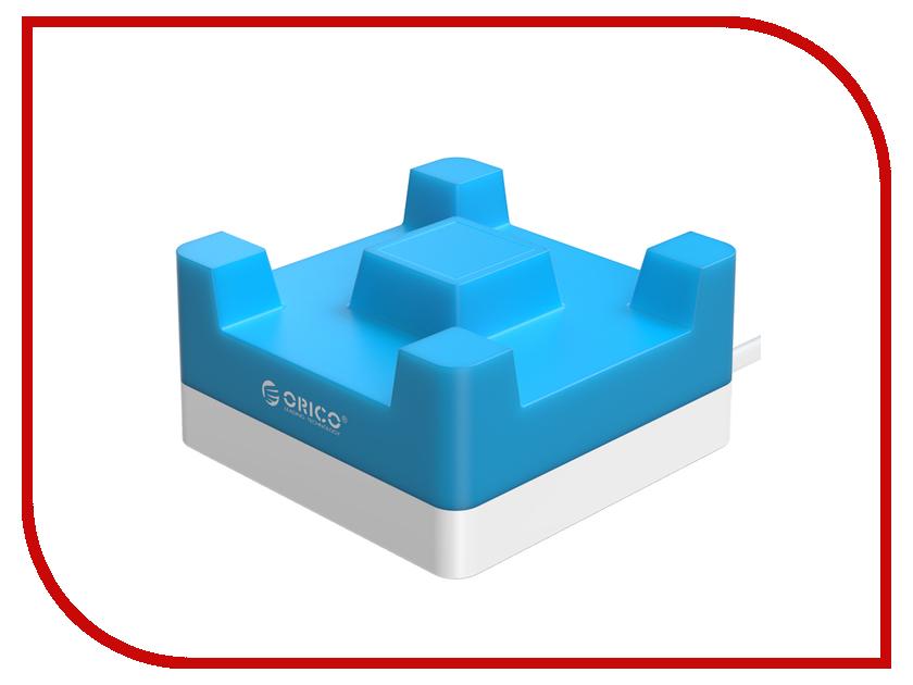 Зарядное устройство Orico CHA-4U-EU-BL цена
