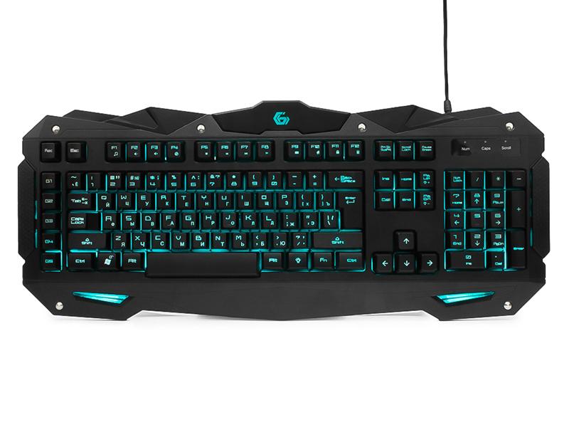 Клавиатура Gembird KB-G200L все цены