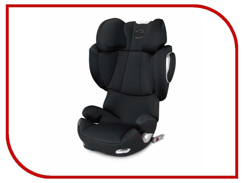 все цены на Автокресло 2/3 (15-36 кг) Cybex Solution Q3-Fix Black