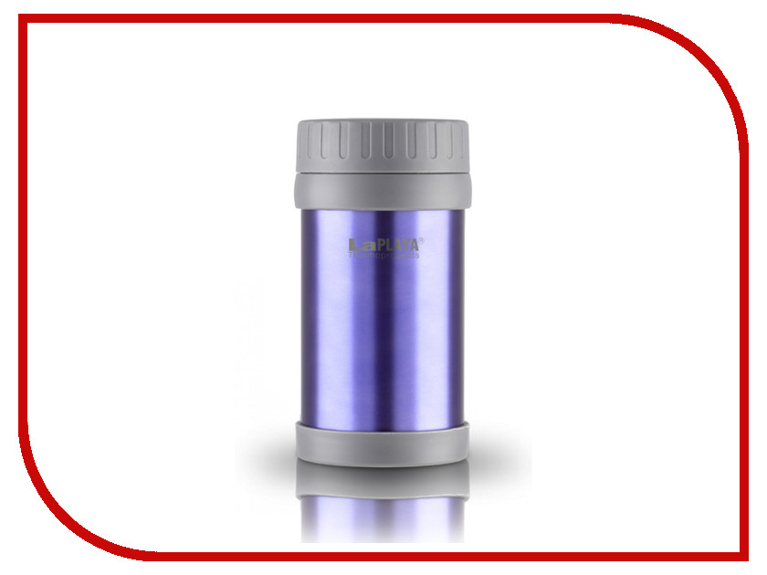 Термос La Playa Food Container JMG 500ml Violet 560032