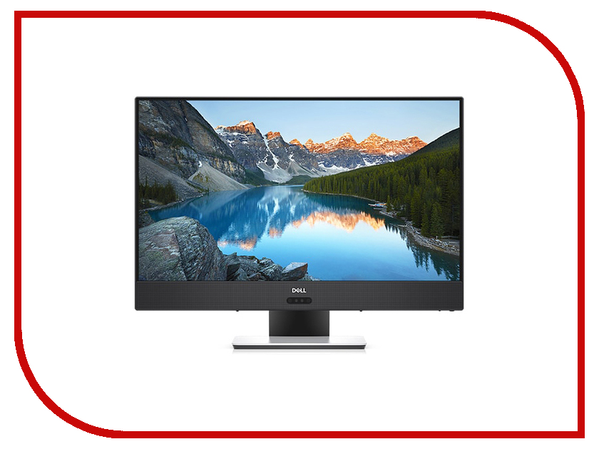 Моноблок Dell Inspiron 5475 5475-0511 (AMD A10-9700E 3.0 GHz/8192Mb/1000Gb/DVD-RW/AMD Radeon RX 560 4096Mb/23.8/1920x1080/Touchscreen/Windows 10 64-bit)