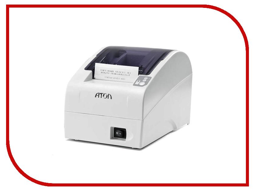 Фискальный регистратор Атол FPrint-22ПТК без фискального накопителя White фискальный регистратор атол fprint 22птк без фн white