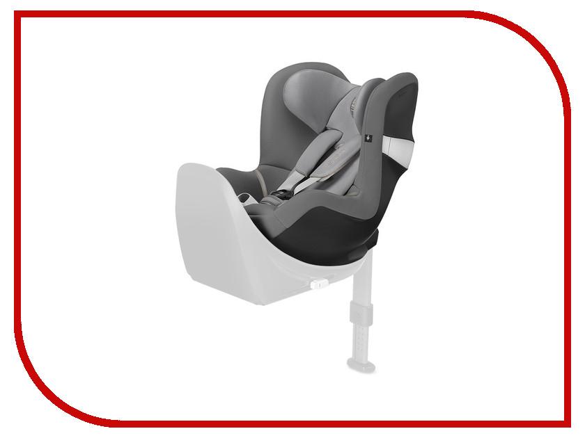 cybex вкладыш для новорожденного для автокресла cybex sirona Автокресло Cybex Sirona M2 i-Size Manhattan Grey 4058511192727