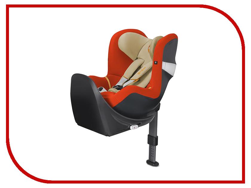 cybex вкладыш для новорожденного для автокресла cybex sirona Автокресло Cybex Sirona M2 i-Size Base M Autumn Gold 4058511157412