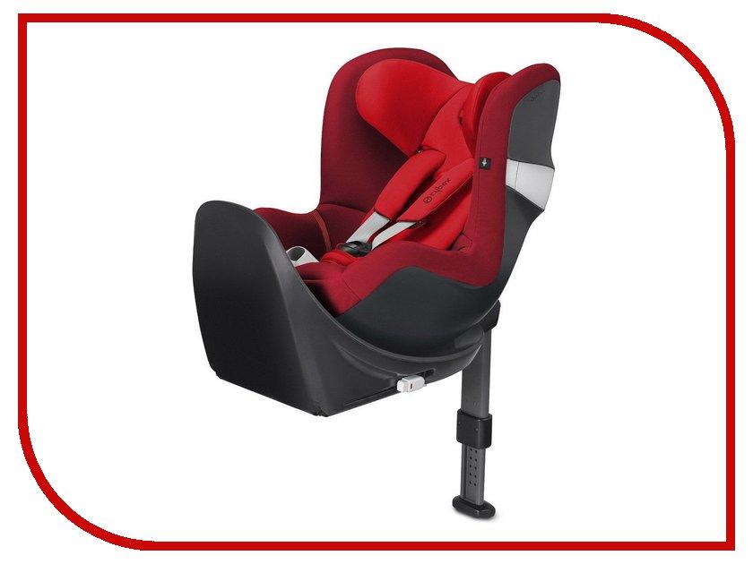cybex вкладыш для новорожденного для автокресла cybex sirona Автокресло Cybex Sirona M2 i-Size Base M Infra Red 4058511157375
