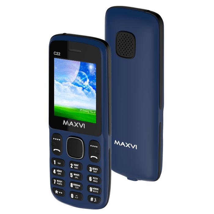 Сотовый телефон Maxvi C22 Marengo