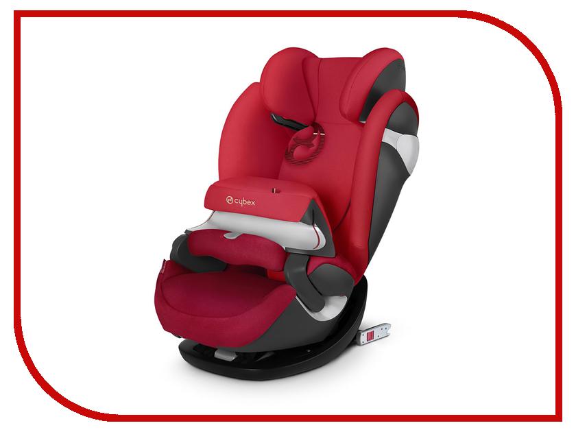 Автокресло Cybex Pallas M-Fix Infra Red 4058511099651